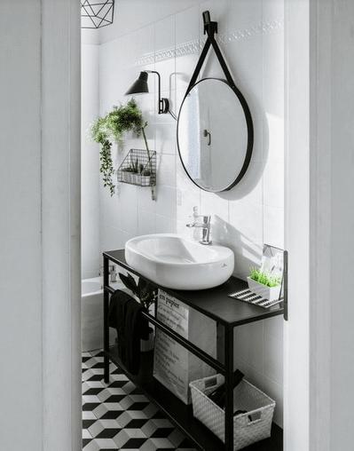 specchi per bagno piccolo