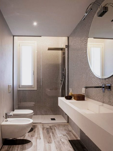 tipologie parquet in bagno