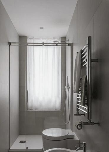 doccia bagno piccolo