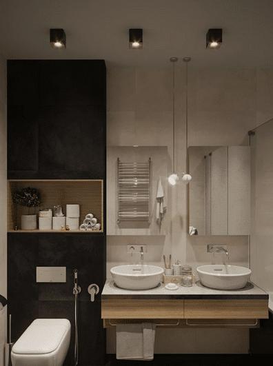 luci per bagno piccolo