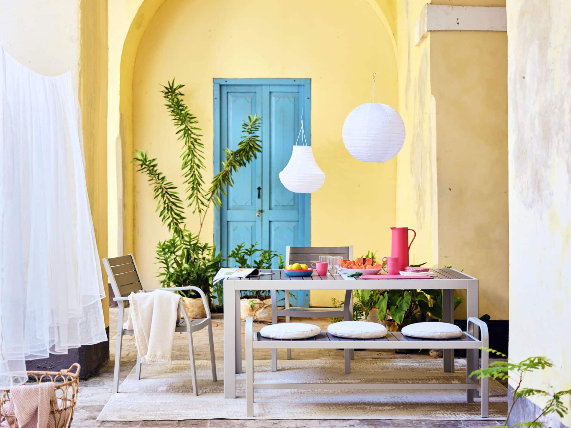 Tavolino Per Balcone Ikea ikea tavoli piccoli da giardino