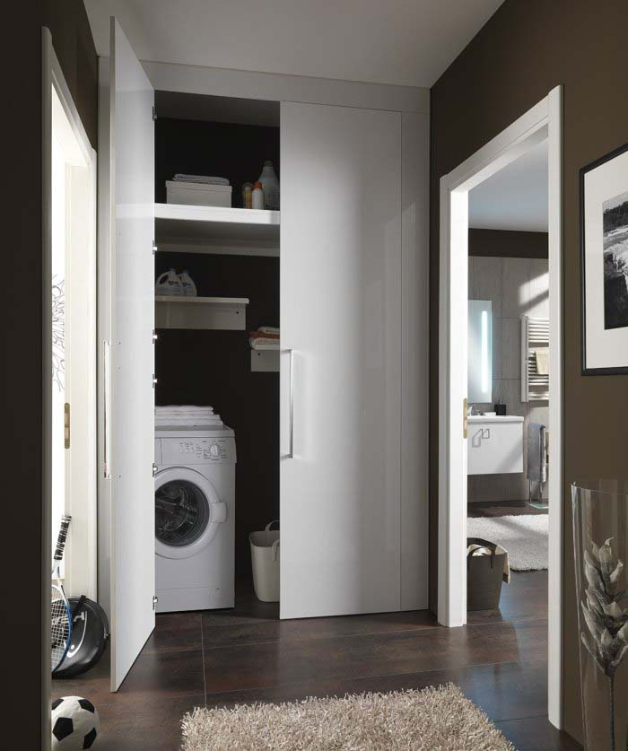 Lavanderia Con Mobili Ikea Low Cost Per Spazi Piccoli Glamcasamagazine