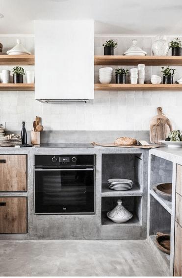 Cucine In Muratura Rivestimenti Materiali E Idee Glamcasamagazine