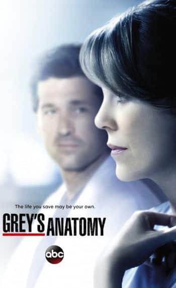 Il poster dell'undicesima stagione di Grey's Anatomy