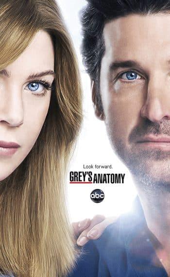 Il poster  della nona stagione di Grey's Anatomy