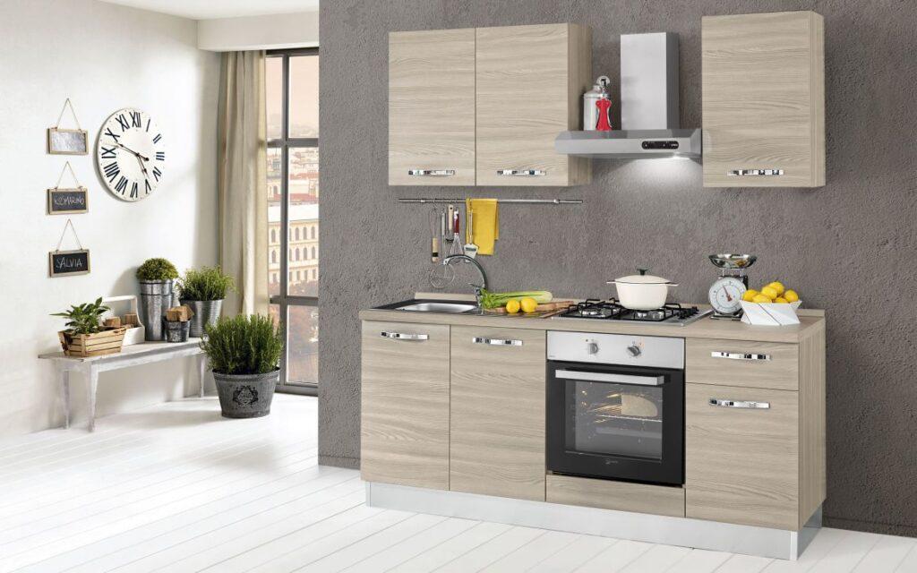 spesso 13 cucine moderne imperdibili: caratteristiche, funzionalità e BF03