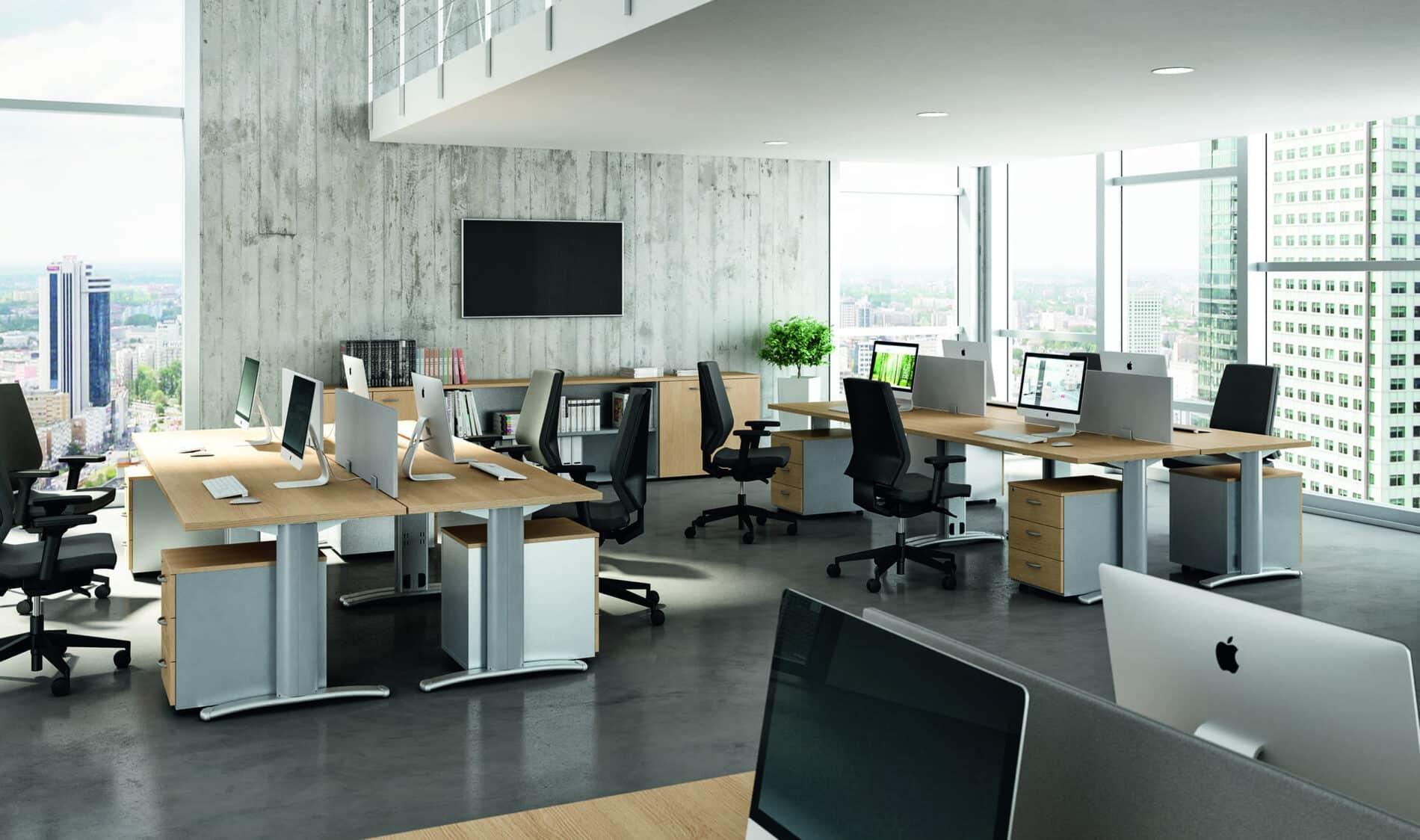 Come arredare un ufficio