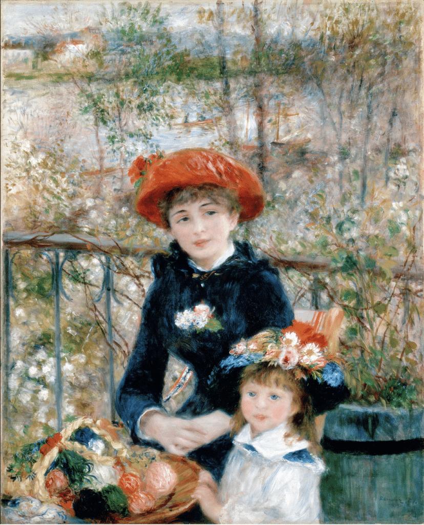 dipinto impressionismo arte moderna