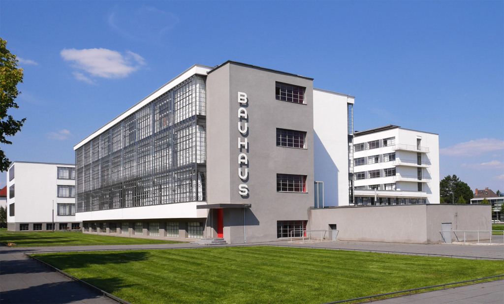 Bauhaus sede di Dessau