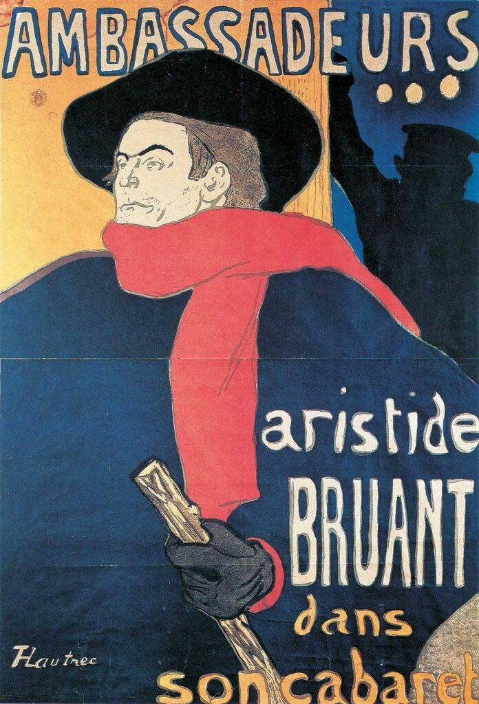 Ambassadeurs, Aristide Bruant 1892