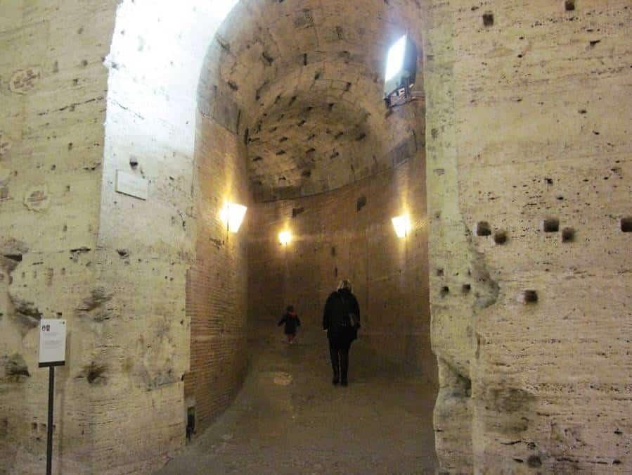 Il Mausoleo di Adriano