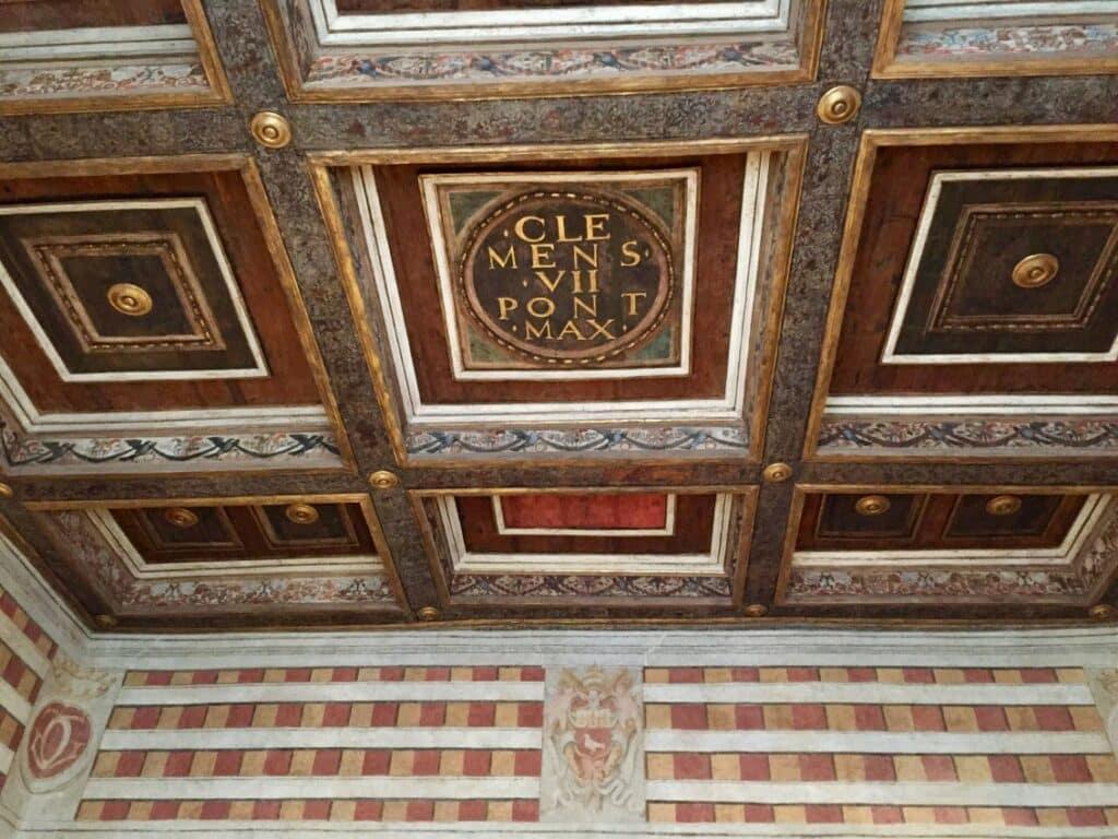 Le Sale di Clemente VIII